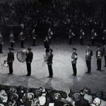 Marching display, Royal Albert Hall 1968