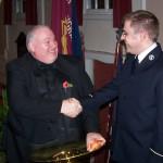 Steve Sykes & Andrew Blyth Nottingham November 2005