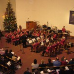 Helen Rollason Christmas Spectacular, Chelmsford, December 2006