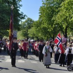 National Day Parade - Trondheim
