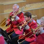 Trombones Zurich June 2013