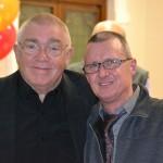 Keith Hutchinson and Richard Martin reunited
