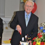 James Williams 90th birthday celebrations