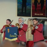 Trombone ensemble - Belfast May 2015