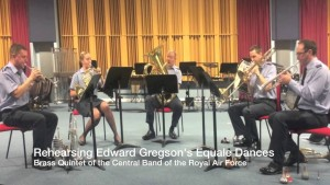 Central Band of the RAF Brass Quintet